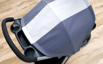 Chicco Viaro Stroller - Handlebar