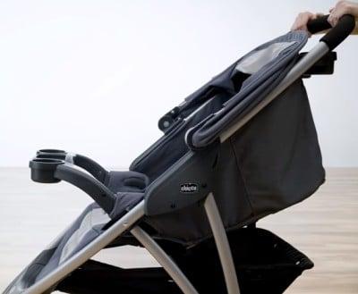 Chicco Viaro Stroller - Recline