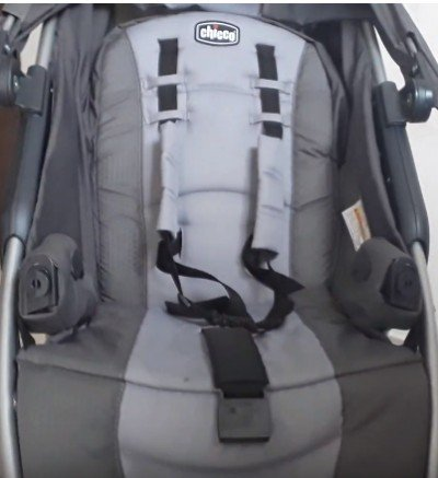 Chicco Viaro Stroller - Seat padding