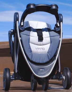 Chicco Viaro Stroller - Standing fold