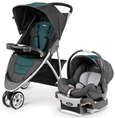 Chicco Viaro Travel System with KeyFit30