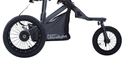 Joovy Zoom 360 Ultralight - Storage basket