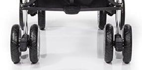 Summer Infant 3Dlite Convenience Stroller - Brakes