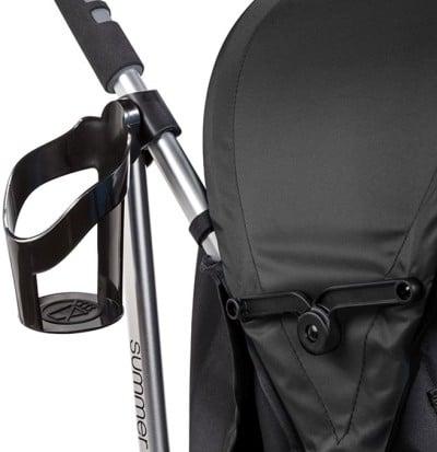 Summer Infant 3Dlite Convenience Stroller - Cup holder