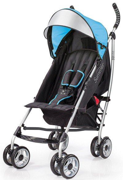 Summer Infant 3Dlite Convenience Stroller - In-depth review