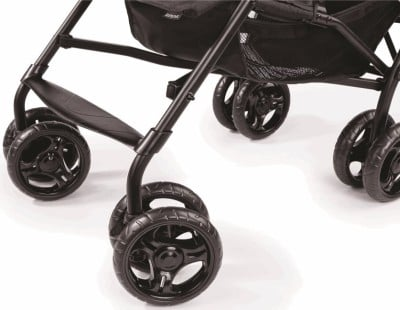 Summer Infant 3Dlite Convenience Stroller - Small wheels