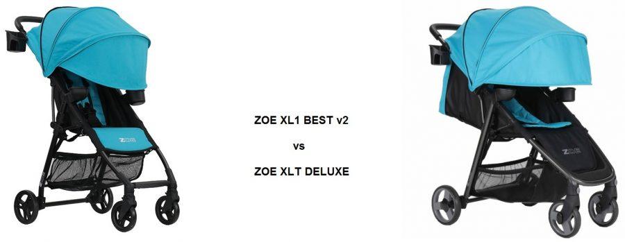 ZOE XL1 BEST v2 or ZOE XLT DELUXE