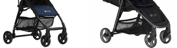 ZOE XL1 BEST v2 vs ZOE XLT DELUXE - Wheels comparison