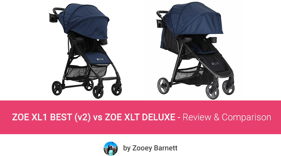 ZOE XL1 Best v2 vs ZOE XLT DELUXE Review