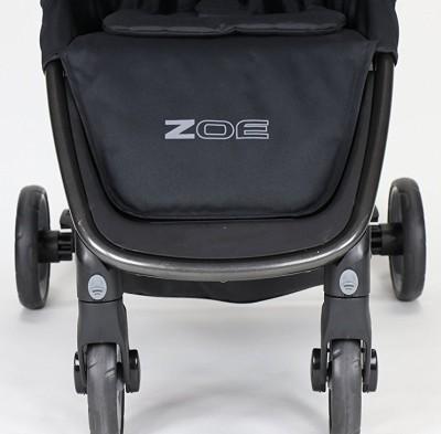 ZOE XLT DELUXE - Legrest and footrest