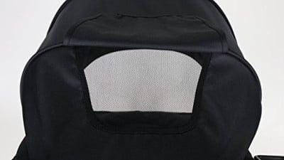 ZOE XLT DELUXE - Mesh pee-a-boo window