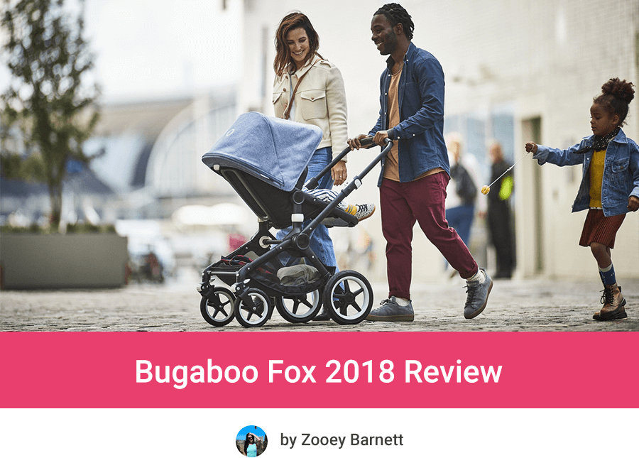 Bugaboo Fox 2018 Stroller Review