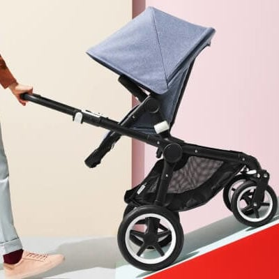 Bugaboo Fox - Agile and maneuverable stroller