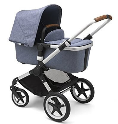 Bugaboo Fox with bassinet