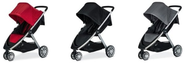 Britax B-Lively - three colors to choose from