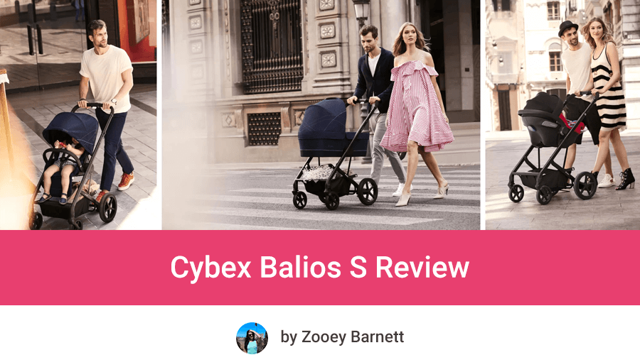 Cybex Balios S Review
