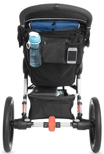 Graco Relay Jogging Stroller - Storage Space