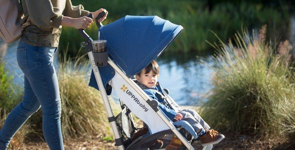 UPPAbaby G-LUXE 2018 - stroller for big toddler