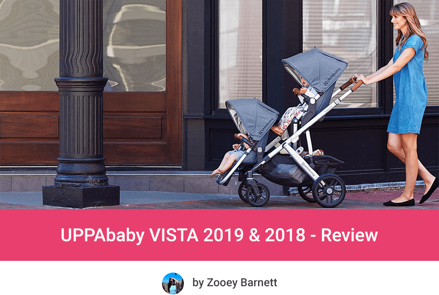 UPPAbaby VISTA 2019 and 2018 - Review