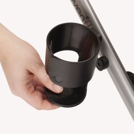 Evenflo Pivot Xpand Modular - Cup holder for different sized bottles