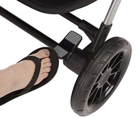 Evenflo Pivot Xpand Modular - Footbrake
