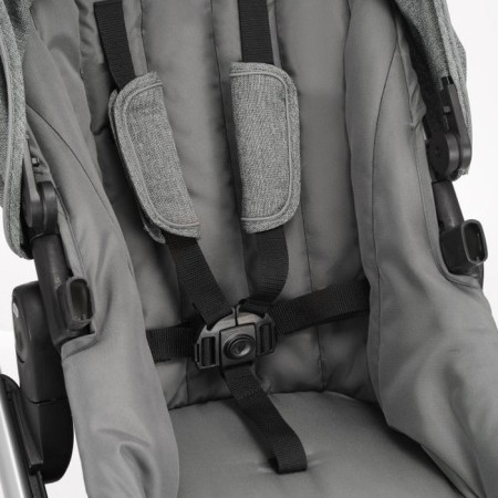 Evenflo Pivot Xpand Modular - Padded seat with 5-point harness