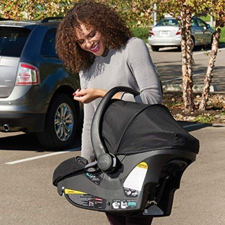 SafeMax Infant Car Seat - ultra-light car seat