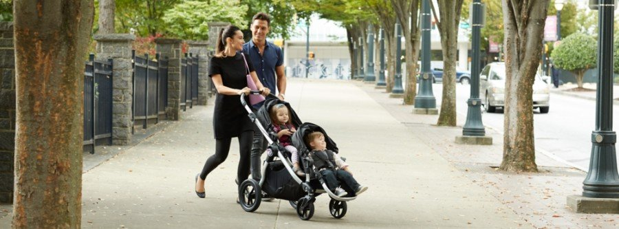 Baby Jogger City Select - Stroller for siblings