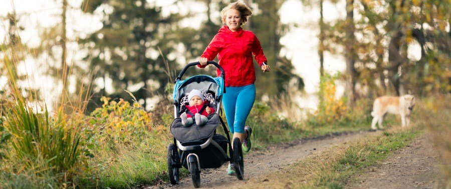 Best all-terrain strollers 2018