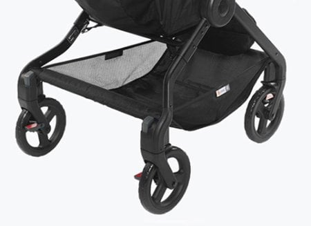 Ergobaby 180 Reversible Stroller - Four lockable wheels