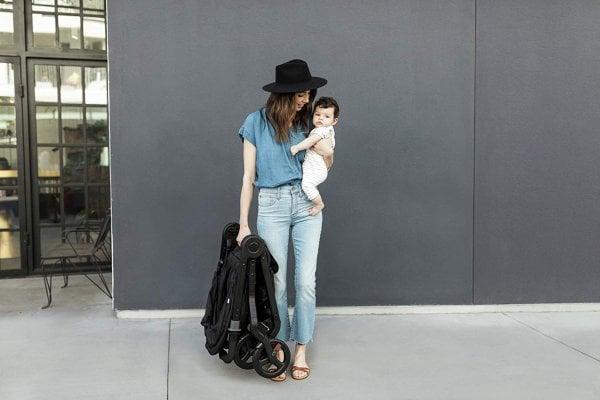 Ergobaby 180 Reversible Stroller - One-hand fold