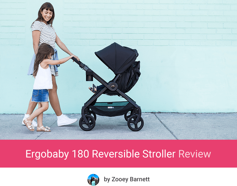 Ergobaby 180 Reversible Stroller Review
