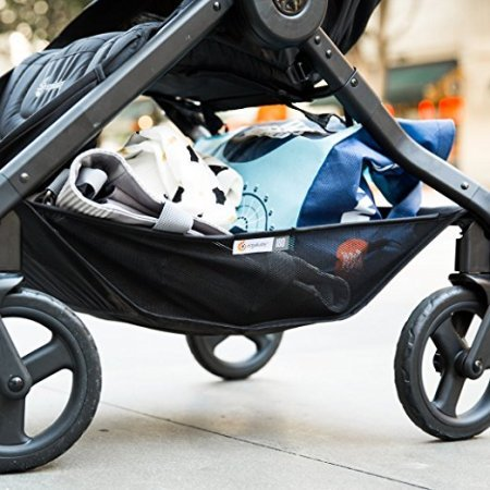 Ergobaby 180 Stroller - Capacious storage basket