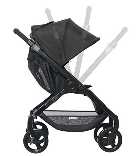 Ergobaby - Stroller with reversible handlebar