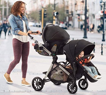 Evenflo Xpand - City stroller for siblings