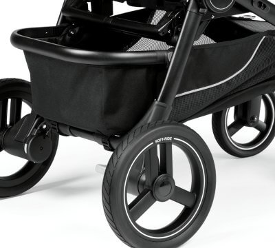 Peg Perego Team - basket and wheels