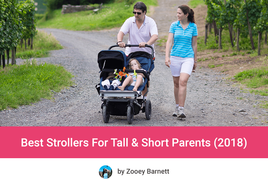 Stroller For Tall Parents, Strollers for Petite Mom