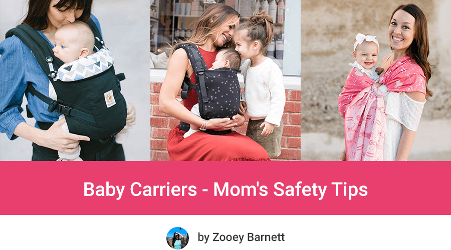 Baby Carriers Safety Rules