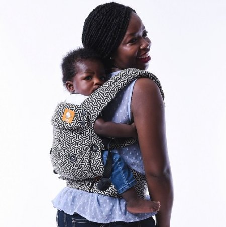 Baby Tula Explore - Suitable for back carrying