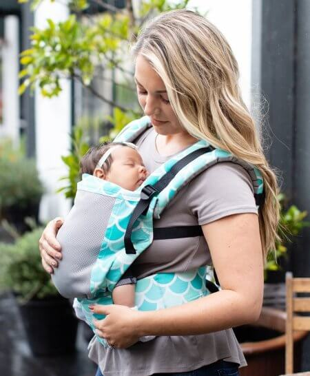 Baby Tula Free-to-Grow - Usable From Birth