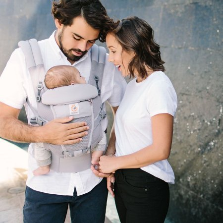 Ergobaby Adapt Cool Air Mesh - Suitable From Birth