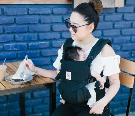 Erogbaby Omni 360 - Baby Carrier For Newborn Baby