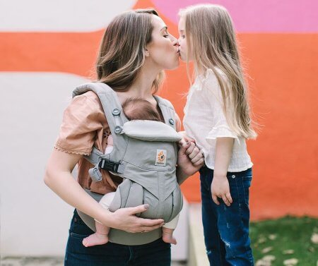 Erogbaby Omni 360 - Baby Carrier Suitable For Newborn