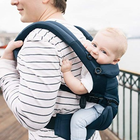 Erogbaby Omni 360 - You can wear it on your back