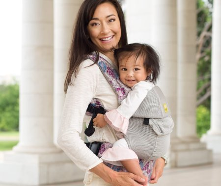 Lillebaby Airflow Buckle Baby Carrier