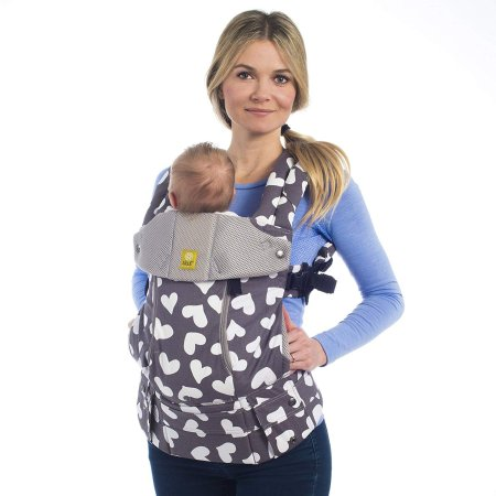 Safest Baby Carrier For Newborn Start Babywearing From Day One