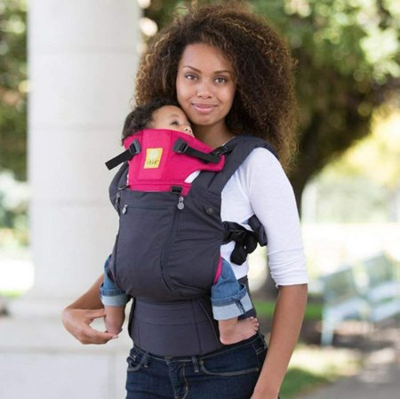 Lillebaby Complete All Seanons provides ergonomic position for the baby