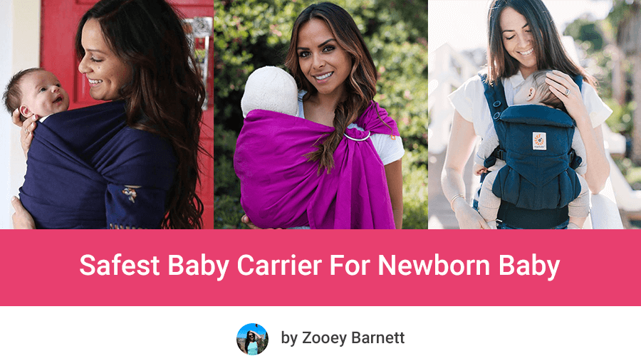 Safest Baby Carrier For Newborn Baby - Ranking