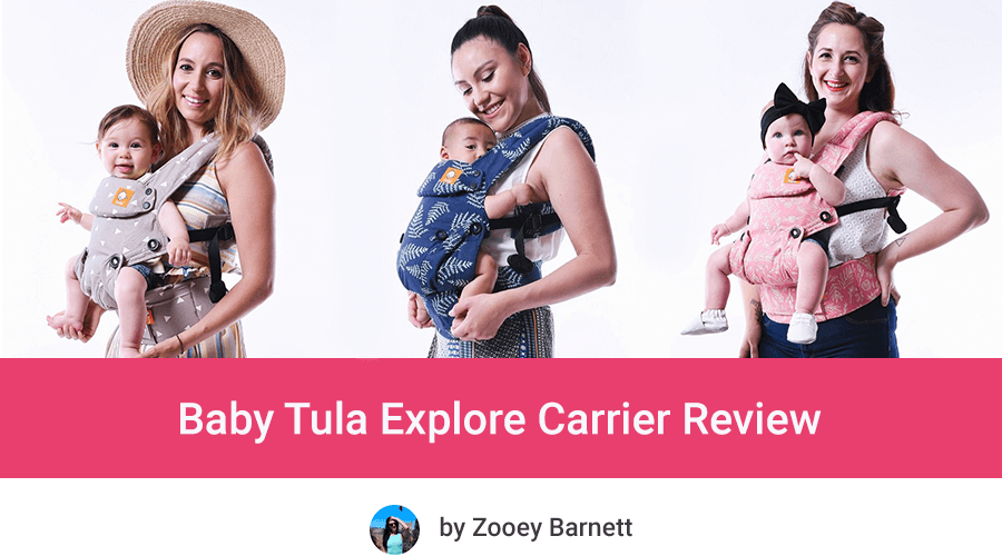 ed8b746f3e6 Baby Tula Explore Review – Best Forward Facing Baby Carrier