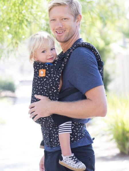 Baby Tula Toddler Carrier - choose your favorite fashion and color